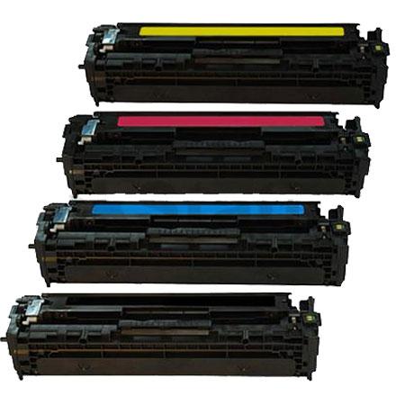 Remanufactured HP Laserjet CE741A Cyan Toner