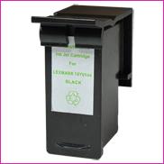 Remanufactured Lexmark 18Y0144 Black Ink cartridge