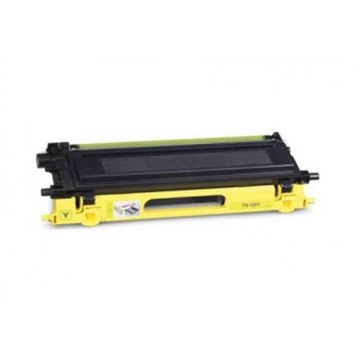 Compatible Brother TN246 Printer Toner - Yellow