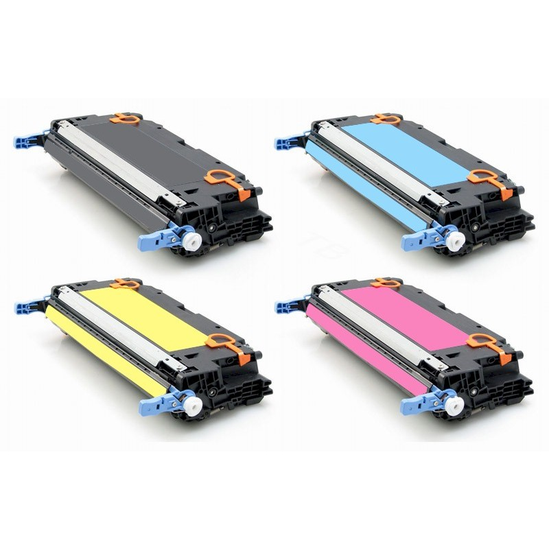 Compatible Compatible Canon 711 1657 58 59 60B002AA toner cartridge - set of colours