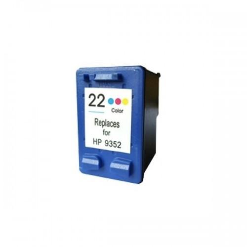 Remanufactured HP 22XL (C9352CE) Tricolour Ink Cartridge Set