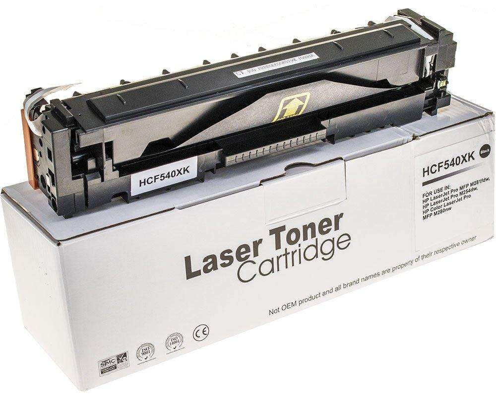 Compatible HP CF540X CF203X Toner