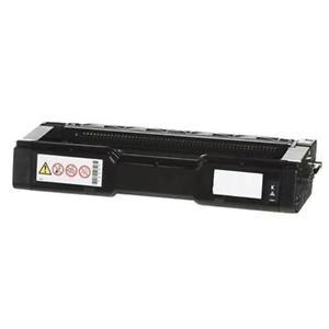 Remanufactured Ricoh Black  High Yield Toner Cartridge 406479