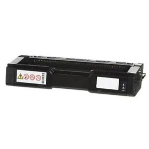 Remanufactured Ricoh Cyan Toner Cartridge 407544