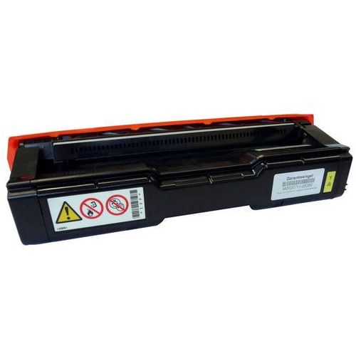 Compatible Ricoh High Yield Black Toner Cartridge SPC360HE