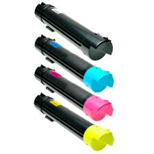 Remanufactured Xerox 006R01513-516 Toner - Set of Colours